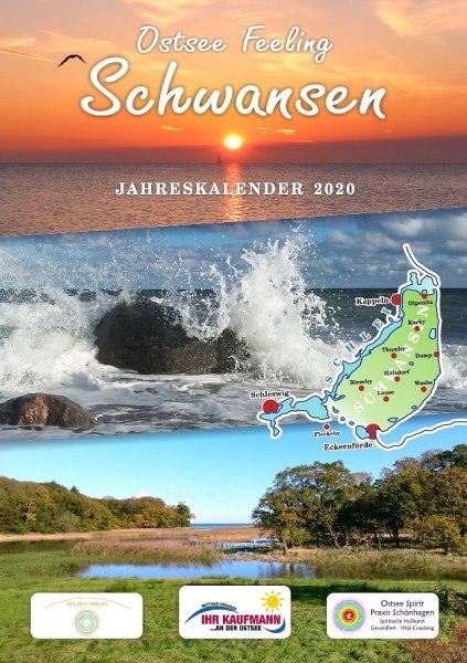 Kalender »Ostsee Feeling« Schwansen 2020
