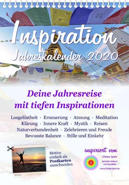 Kalender »Inspiration« 2020