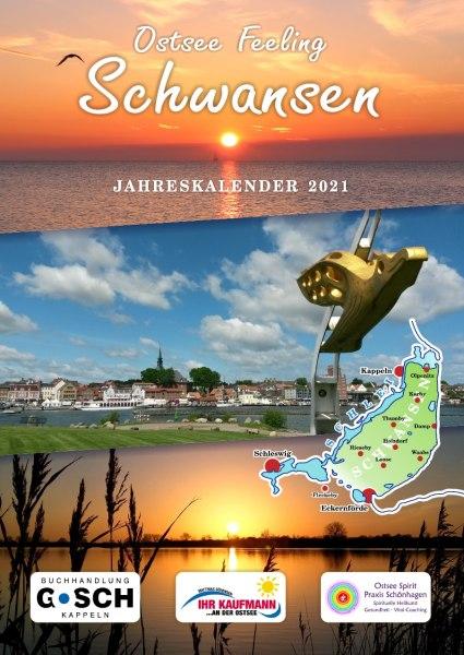 Kalender »Ostsee Feeling« Schwansen 2021