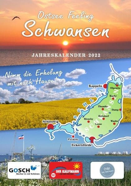 Kalender »Ostsee Feeling« Schwansen 2022