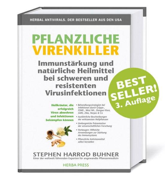 Buch »Pflanzliche Virenkiller«